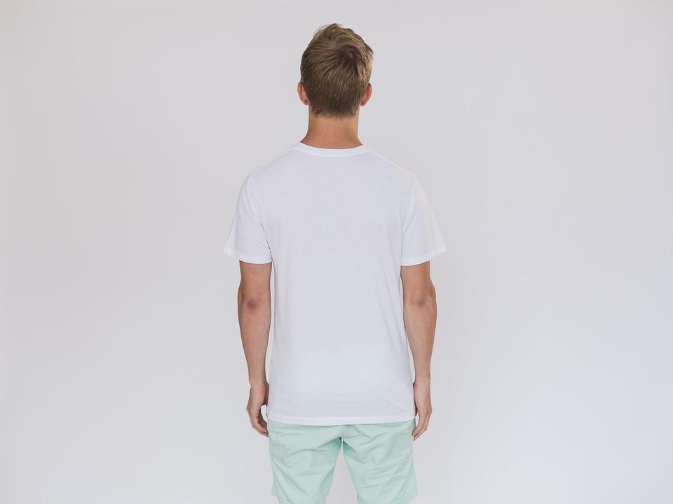People, Man, Male, Guy, White, Shirt