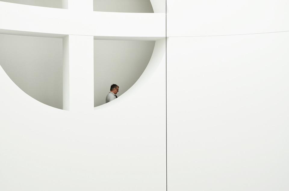 White, Wall, Door, Design, People, Man