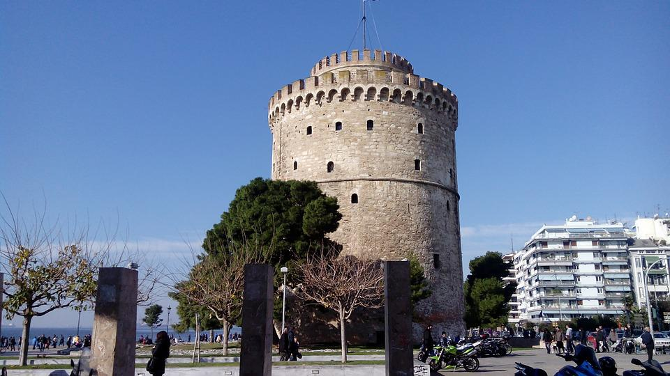 Thessalonica, White Tower, Beach