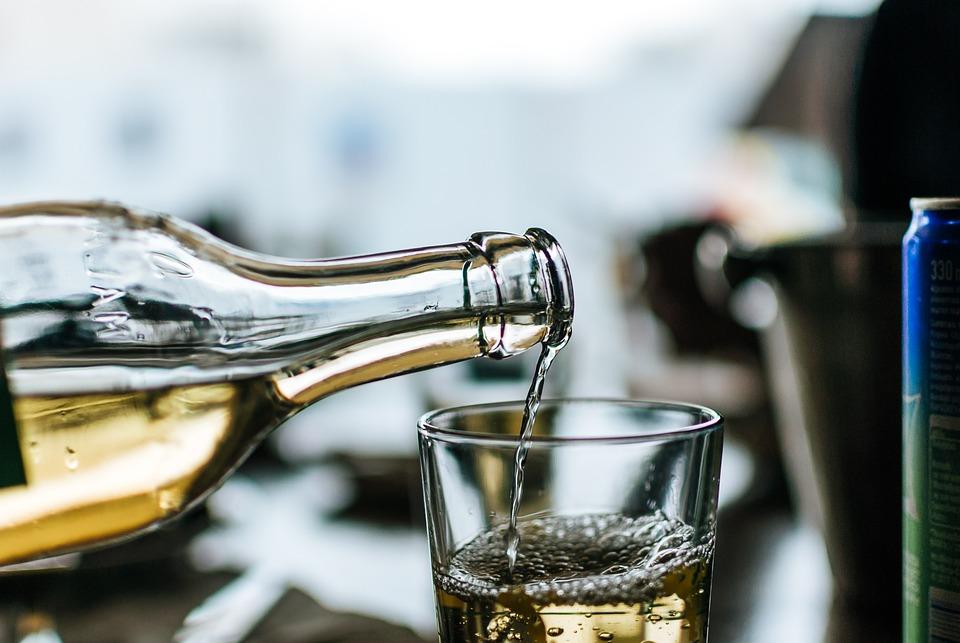 White Wine, Retsina, Greece, Cyprus, Drink, Glass