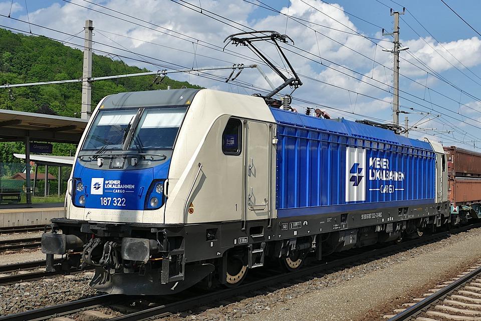 Locomotive, Wiener Local Tracks, Bombardier Traxx Ac3