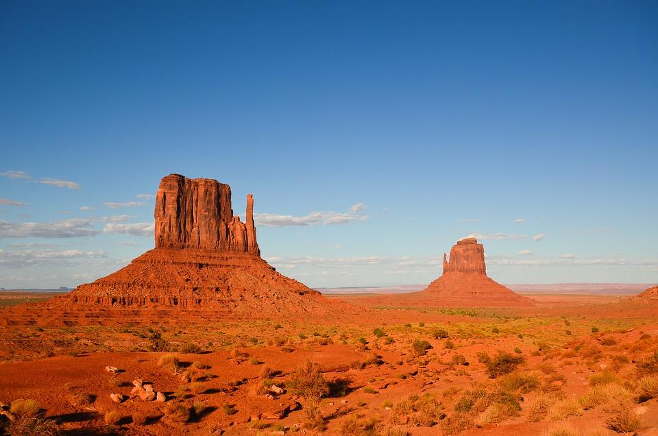 Usa, America, South West, Wild West, Landscape