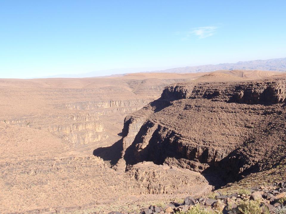 Sahara, Desert, Morocco, Africa, Landscape, Wilderness