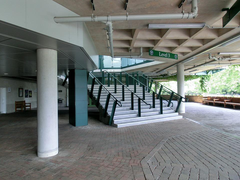 Wimbeldon, London, Stadium, Input, Tennis