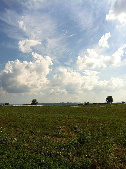 Sky, Cloud, Wind