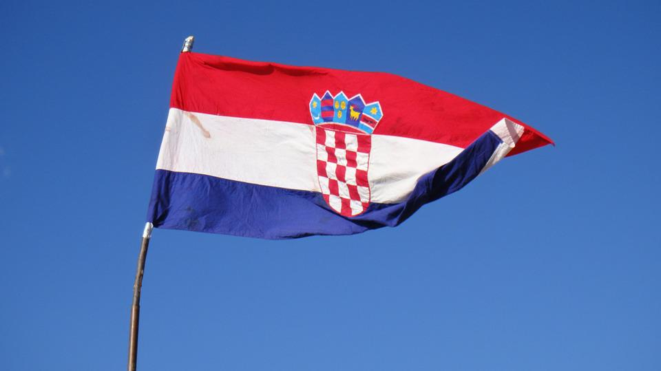 Croatia, Croatian, Croatian Flag, Wind