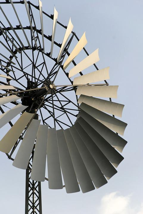 Pinwheel, Energy Revolution, Wind Energy, Wind Turbine