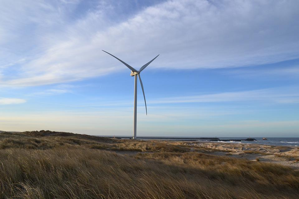 Wind, Turbine, Energy, Windmill, Environment