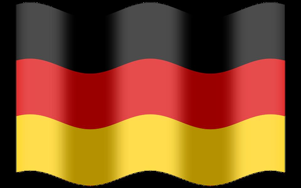 Germany, Flag, Black Red Gold, German, Flutter, Wind