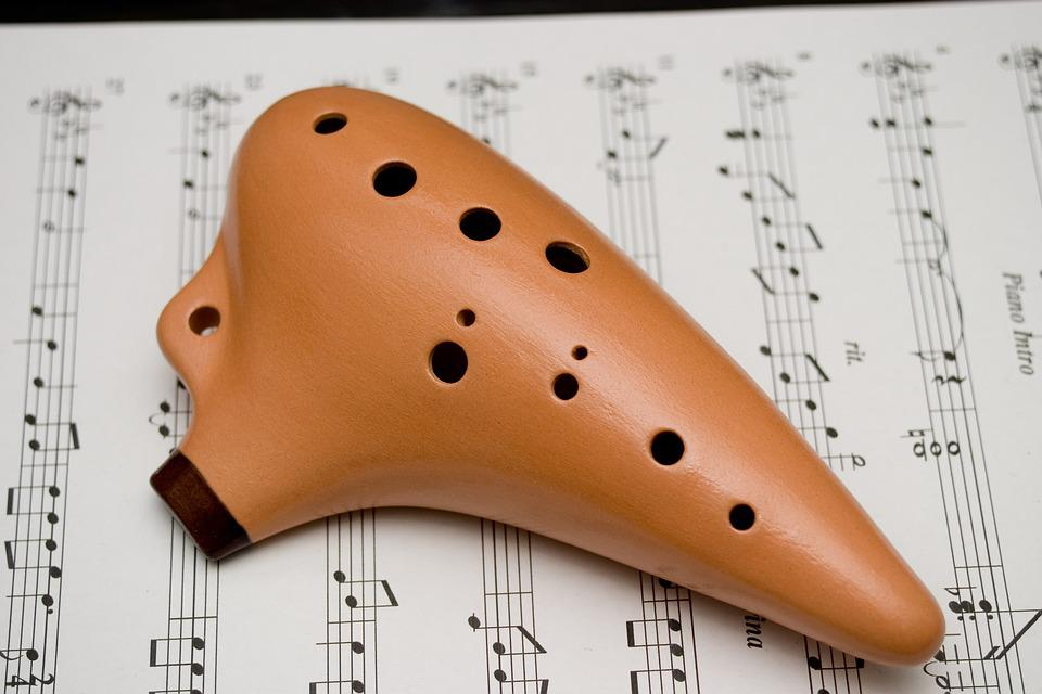 Ocarina, Instrument, Wind Instruments, In Ancient Times