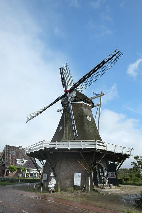 Wind Mill, The Dome Of The Sky, Ability, No Person