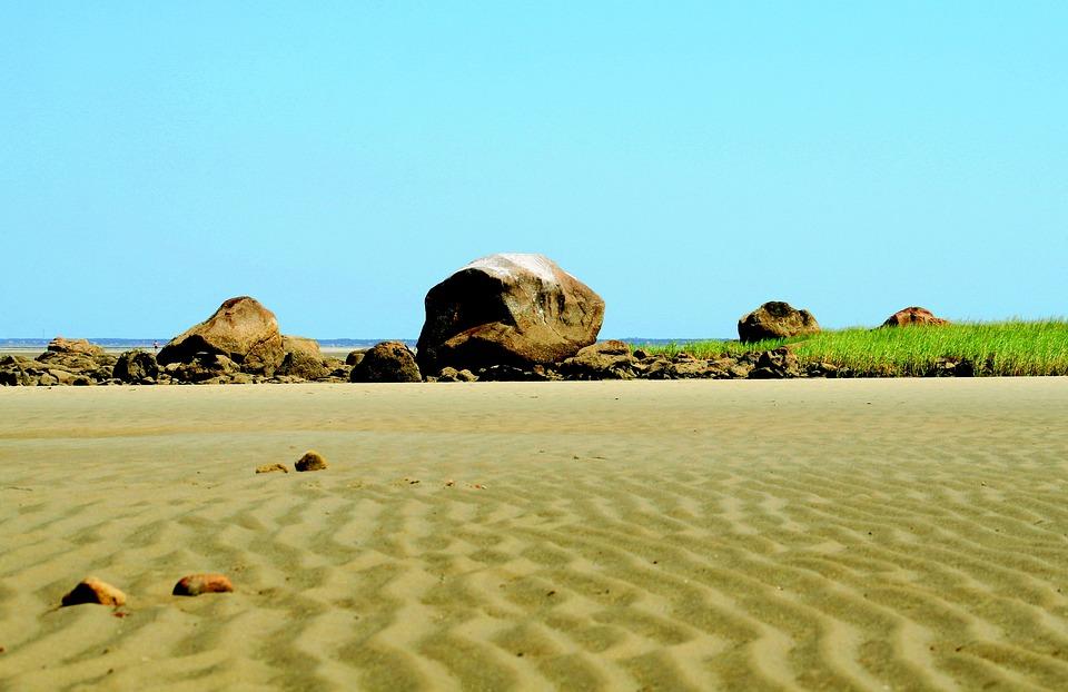 Sand, Wind, Ripples, Beach, Summer, Nature, Sea, Ocean