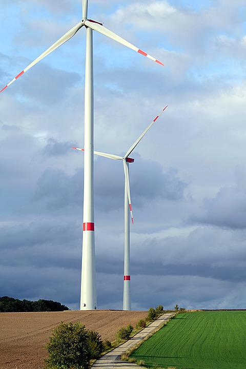 Wind Power, Eco Electricity, Pinwheel