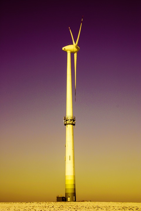 Pinwheel, Wind, Energy, Wind Power, Wind Energy