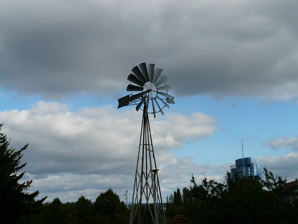 Pinwheel, Wind, Wind Power Plant, Wind Generator