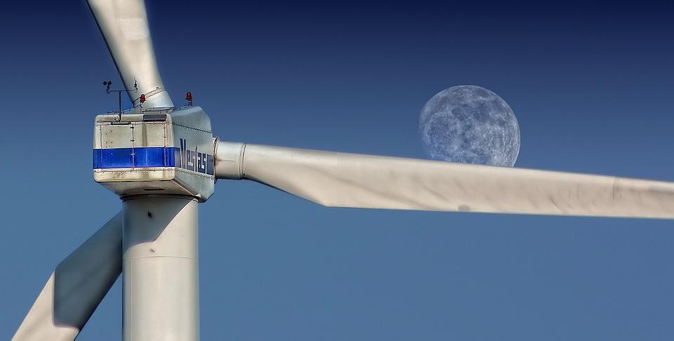 Pinwheel, Wind Energy, Wind Power, Enerie