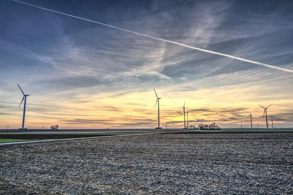 Windräder, Wind Power, Wind Energy, Wind Park