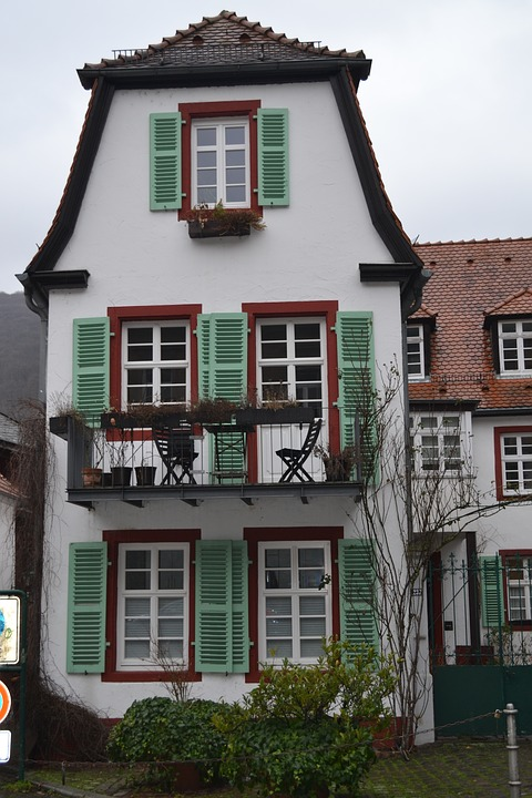 House, Architecture, Window, Old, Building, City