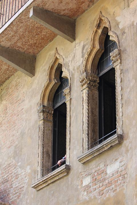 Window, Old Building, Architecture, Old, Old Wall
