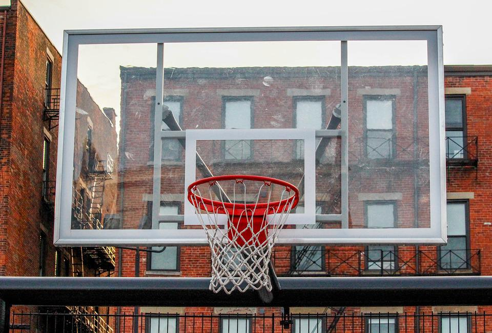 Window, Outdoors, Architecture, Basketball, Ball