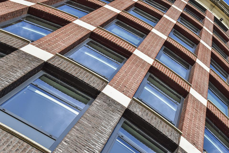 Architecture, Window, House, Building, Modern, Facade