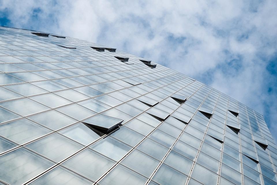 Architecture, Sky, Glass, Contemporary, Company, Window