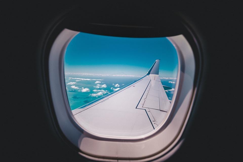 Airplane, Travel, Adventure, Plane, Window, Trip
