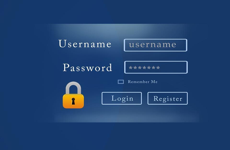Login, Register, Window, Button, Website, Internet