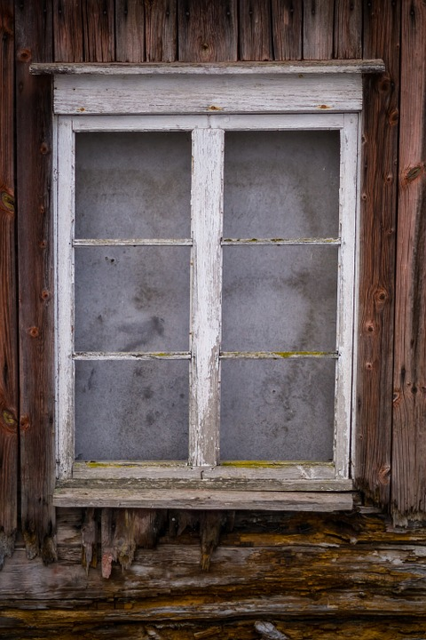 Window, Old, Grunge, Antique, Aged, Rustic, Worn