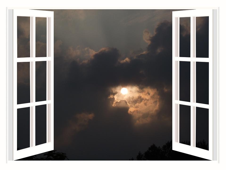 Moon, Moon Addicted, Satellite, Ache, Window, Sky