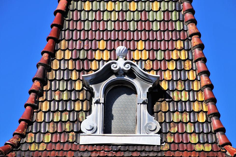 Window, Attic, Decorating, The Structure Of The, Style