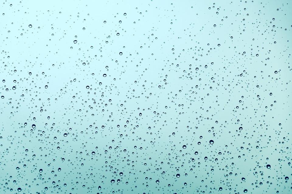 Drop Of Water, Window, Rain, Raindrop, Drip, Wet, Glass