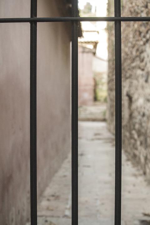 Bars, Architecture, Wrought Iron, Window, Facade, Spain
