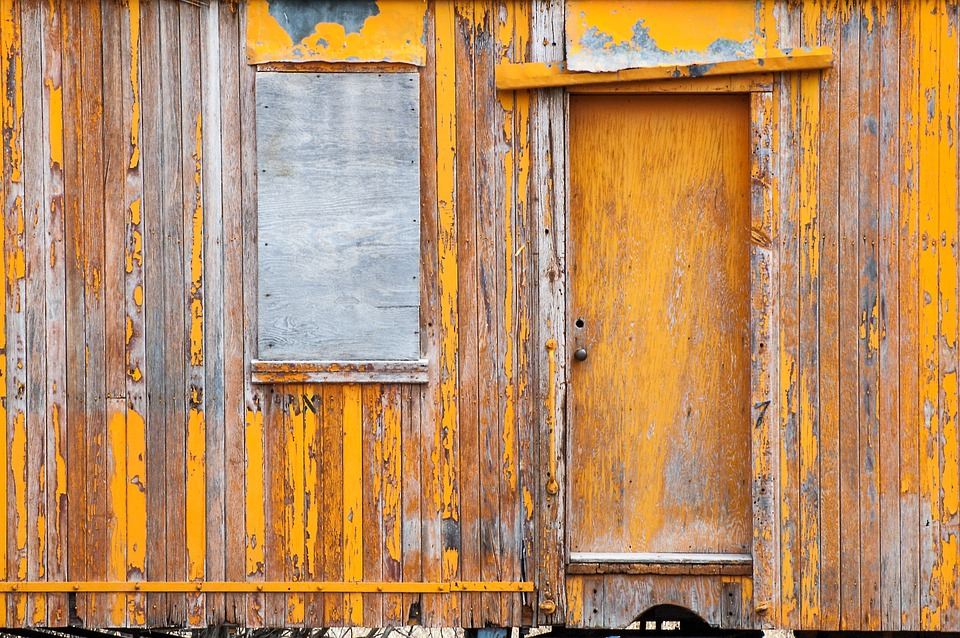 Train, Antique, Cars, Wooden, Yellow, Windows