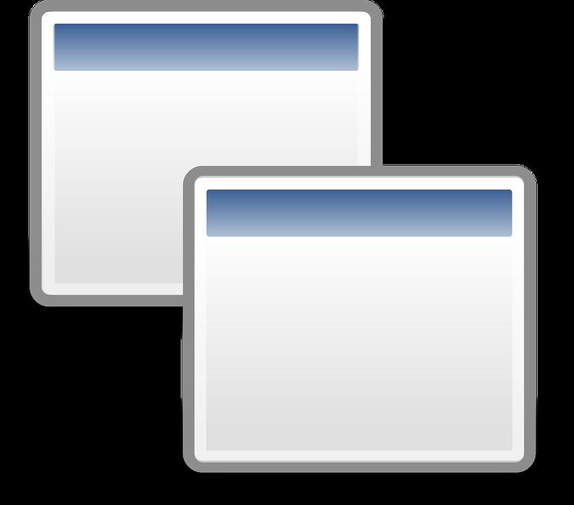 Windows, Computer, Desktop, Applications, Interface