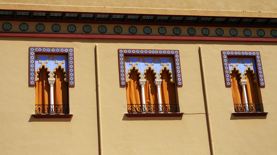 Cordoba, Architecture, Windows