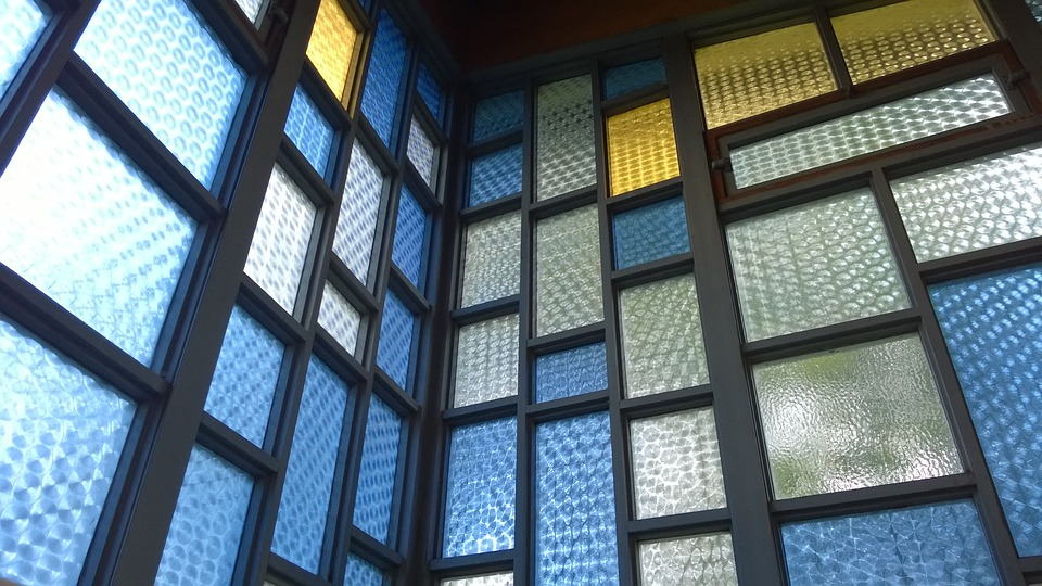 Church, Boghall, Mondrian, Windows