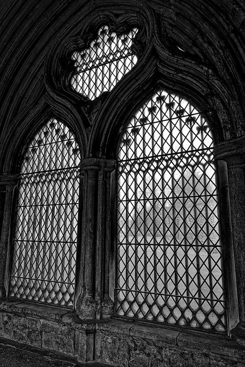 Windows Cathedral Stained Glass Gothic Medieval