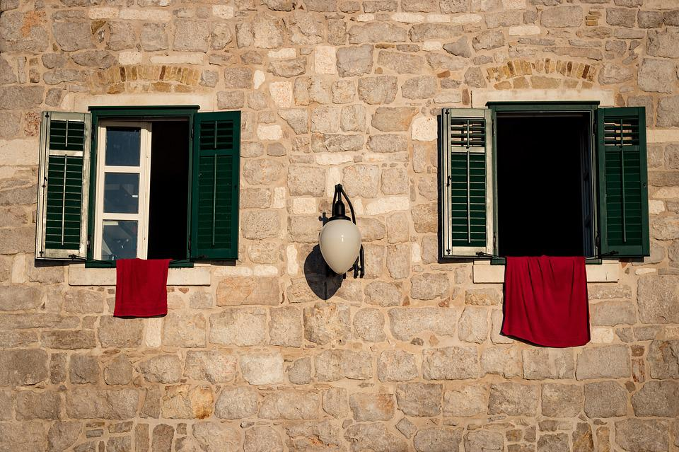 Windows, Old World, Window, Architecture, Old, Building