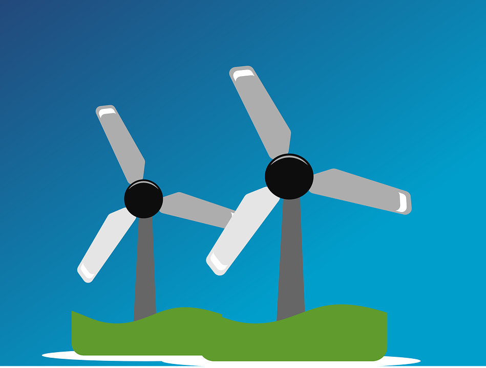 Wind Farm, Windpower, Wind Park, Windfarm, Wind Energy