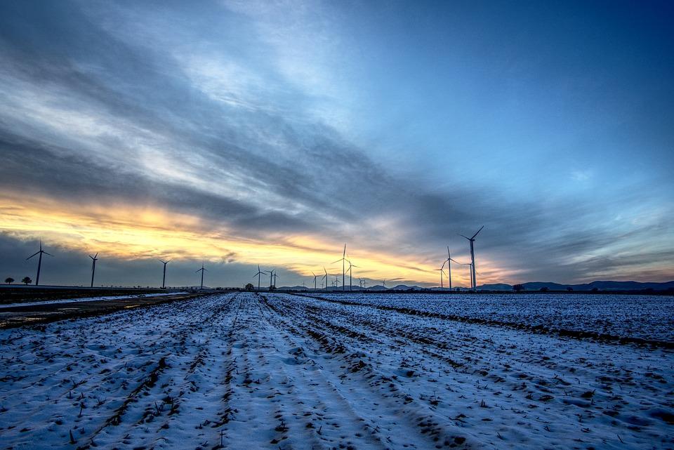 Windräder, Wind Power, Wind Energy, Wind Park
