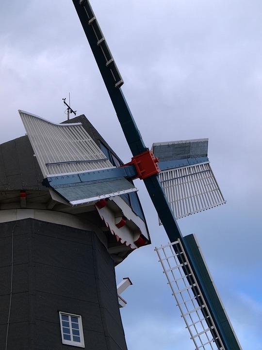 Windmill, Windräder, Mill