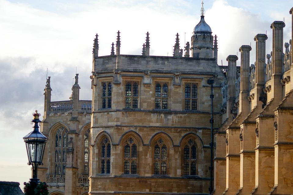 Windsor, Castle, Monument, Architecture, Tourism