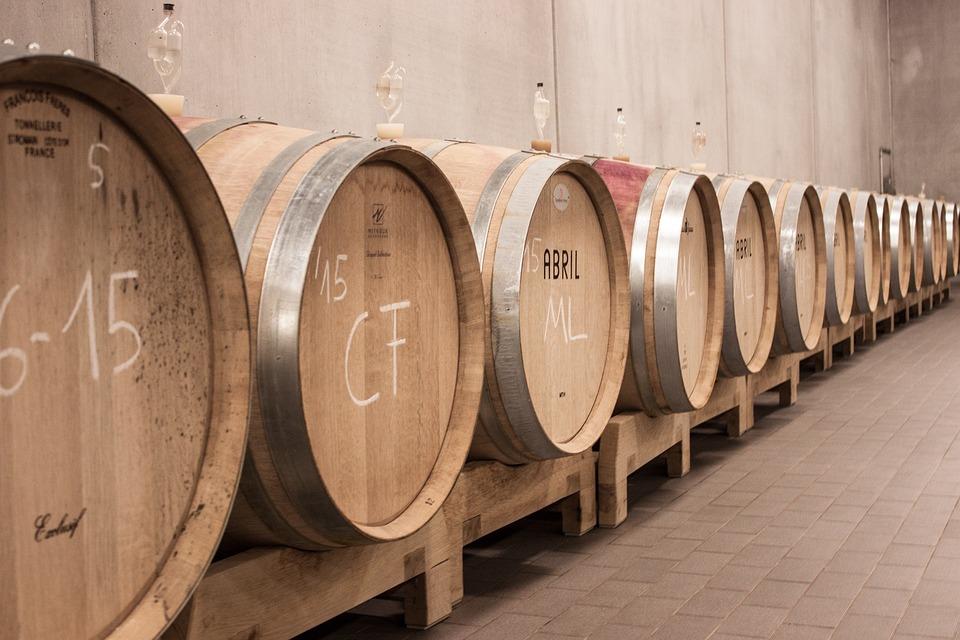 Wine, Barrel, Wine Barrel, Barrels, Wooden Barrels