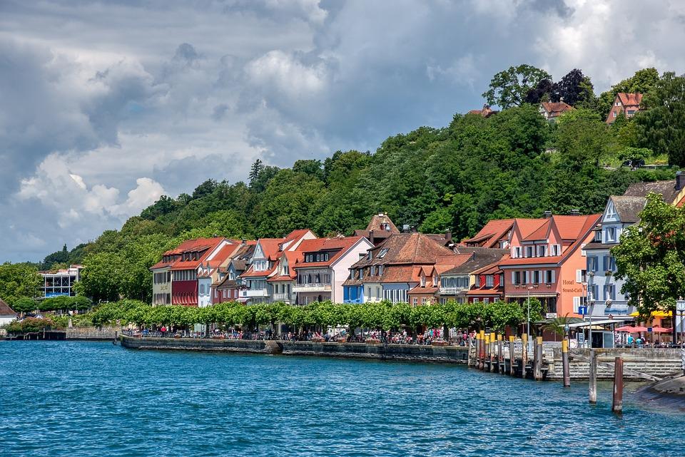 Meersburg, Lake Constance, Wine City, Wine Region