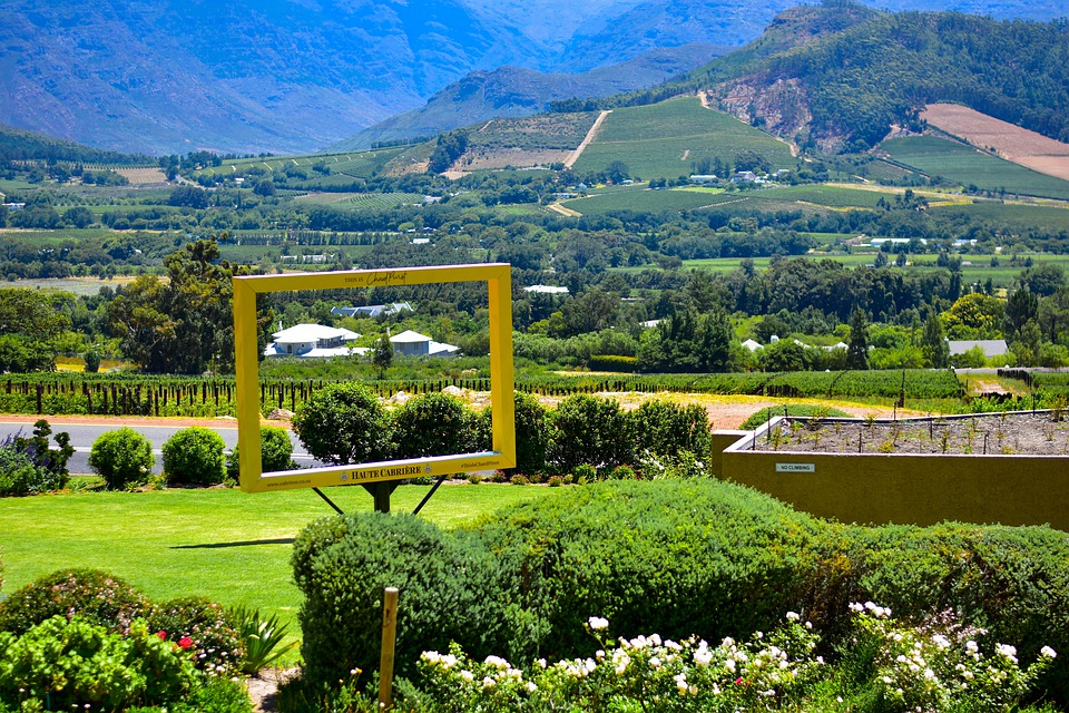 Haute Cabriere, Wine Estate, Franschhoek‎, South Africa