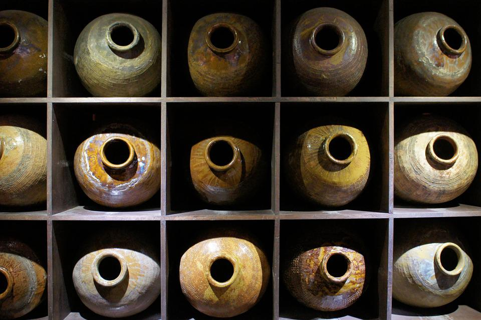 Wine Facility, Wine Urn, Ancient Methods