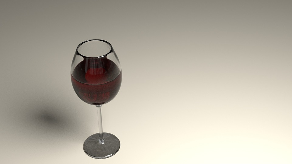 Wine, Glass, Wine Glass