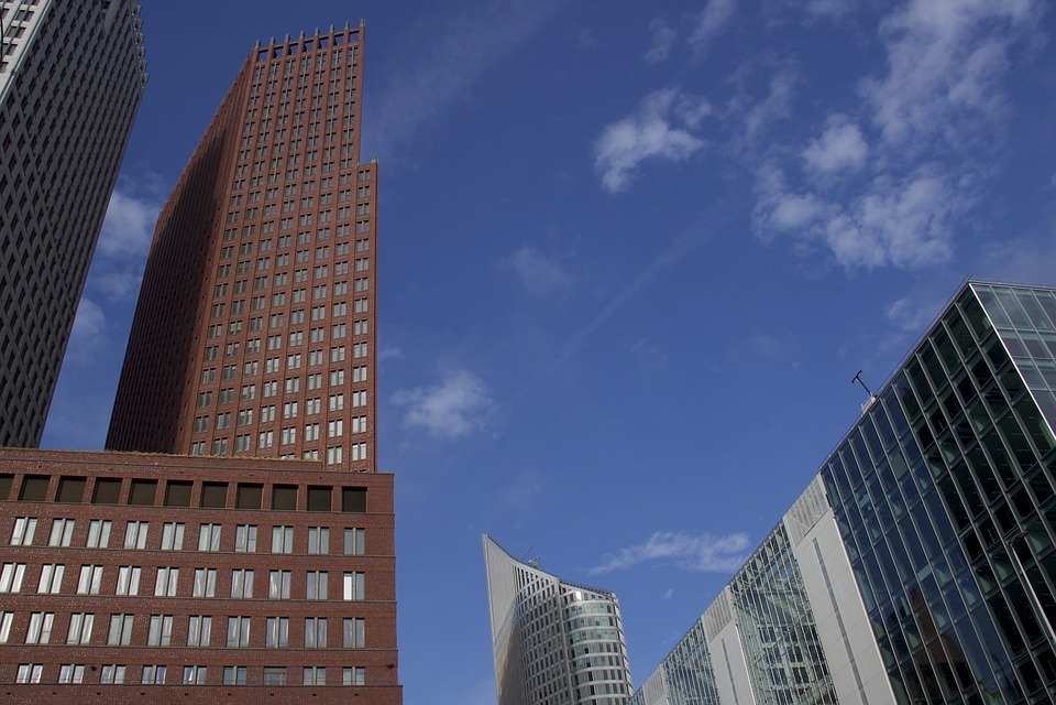 Wine Havenkwartier, The Hague, Highrise, Ministries
