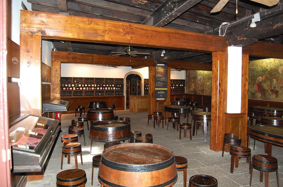 Madeira, Funchal, Wine House